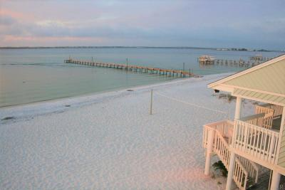 Pensacola Beach Condo/Townhouse For Sale: 1100 Ft Pickens Rd #E-1