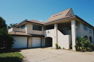 Pensacola Beach Single Family Home For Sale: 35 Sugar Bowl Ln