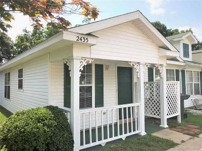 Pensacola Condo/Townhouse For Sale: 2435 Spyglass Cir