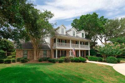 Gulf Breeze Single Family Home For Sale: 84 Chanteclaire Cir