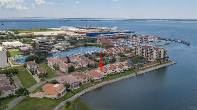 Pensacola Condo/Townhouse For Sale: 23 Port Royal Way
