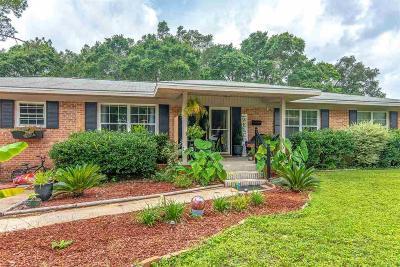 Pensacola Single Family Home For Sale: 2895 Logan Dr