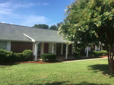Gulf Breeze Single Family Home For Sale: 401 Shoreline Dr