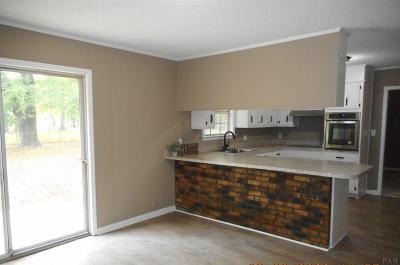 Milton Single Family Home For Sale: 7851 Weeks Dr