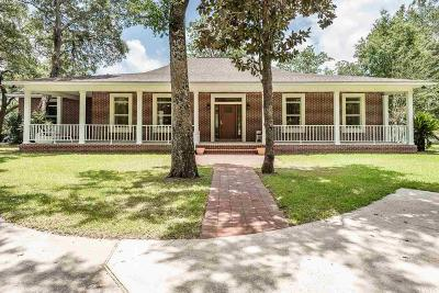Navarre Single Family Home For Sale: 6921 East Bay Blvd