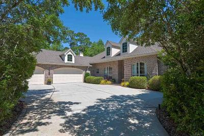 Navarre Single Family Home For Sale: 6624 Tidewater Dr