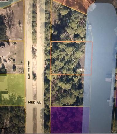 Milton Residential Lots & Land For Sale: Bayshore Pkwy