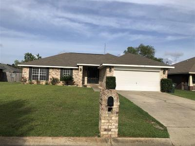 Pace Single Family Home For Sale: 5714 Berrybrook Cr