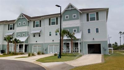 Pensacola Condo/Townhouse For Sale: 14629 Salt Meadow Dr