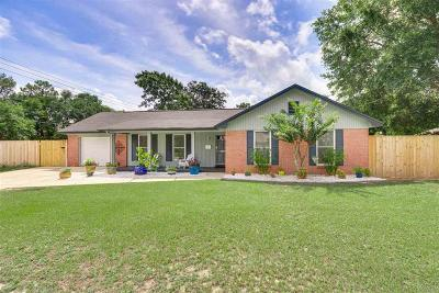 Pensacola Single Family Home For Sale: 4090 Gaugin St