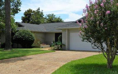 Pensacola Single Family Home For Sale: 55 Arapaho Dr
