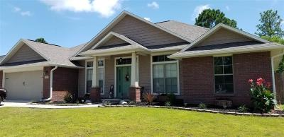 Pensacola Single Family Home For Sale: 743 Bucksaw Dr