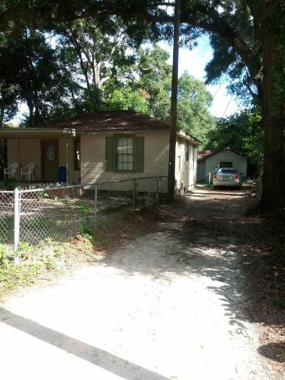 Pensacola Single Family Home For Sale: 24 Sandalwood St
