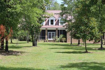 Milton Single Family Home For Sale: 6412 Clear Creek Rd