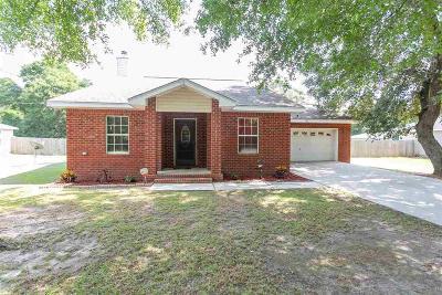 Milton Single Family Home For Sale: 7621 Johnson Rd