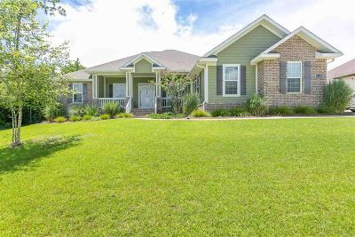 Pensacola Single Family Home For Sale: 8494 Foxtail Loop