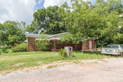 Pensacola Single Family Home For Sale: W 3330 Fisher St