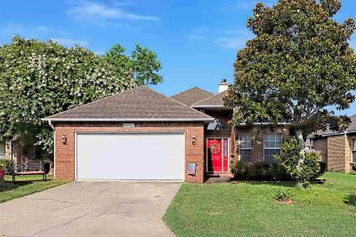 Gulf Breeze Single Family Home For Sale: 4061 Longwood Cir