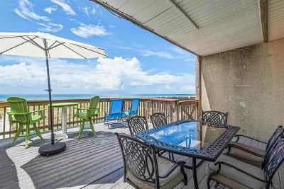 Navarre Beach Condo/Townhouse For Sale: 7687 Gulf Blvd
