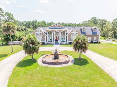 Pensacola Single Family Home For Sale: 3506 Nighthawk Ln