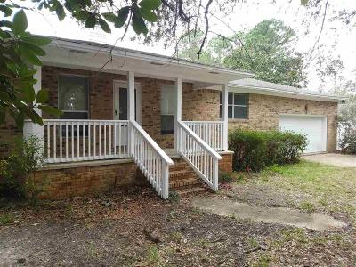 Gulf Breeze Single Family Home For Sale: 5951 East Bay Blvd