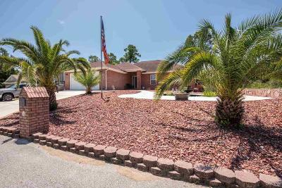 Gulf Breeze Single Family Home For Sale: 3263 Pins Ln