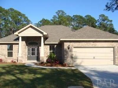 Navarre Single Family Home For Sale: 1800 Navarre Sound Cir