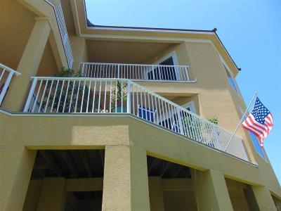 Pensacola Beach Condo/Townhouse For Sale: 1500 Avendia 23 & Via Deluna Dr #A1