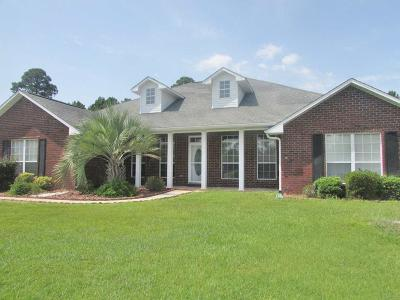 Milton Single Family Home For Sale: 5128 Seneca Trl