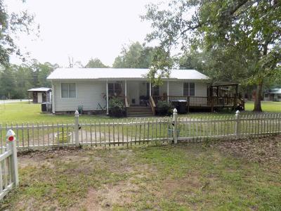 Milton Single Family Home For Sale: 3324 Bonfire Dr