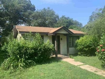 Pensacola Single Family Home For Sale: 3715 Theresa St #A, B, C
