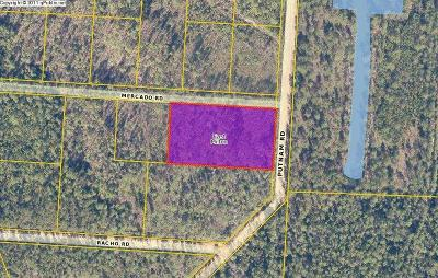 Milton Residential Lots & Land For Sale: Mercado Dr