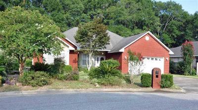 Pensacola Single Family Home For Sale: 8524 Sawmill Run