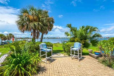 Pensacola Beach Condo/Townhouse For Sale: 314 Ft Pickens Rd