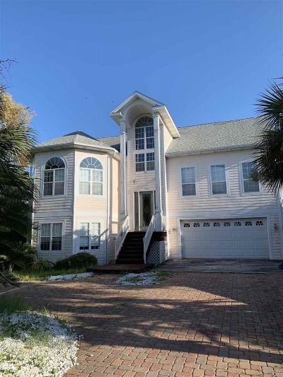 Gulf Breeze Single Family Home For Sale: 1206 Soundview Trl
