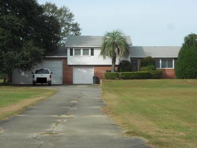 Cantonment Single Family Home For Sale: E 1300 Kingsfield Rd