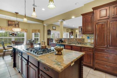 Milton Single Family Home For Sale: 6275 Clear Creek Rd