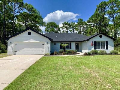 Navarre Single Family Home For Sale: 7594 Vinca St