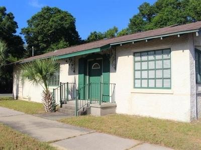 Pensacola Single Family Home For Sale: W 1601 Garden St
