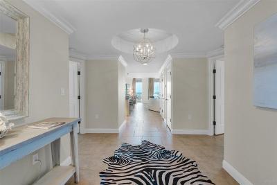 Pensacola Beach Condo/Townhouse For Sale: 1 Portofino Dr #504