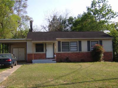 Pensacola Single Family Home For Sale: 6835 Malvern St