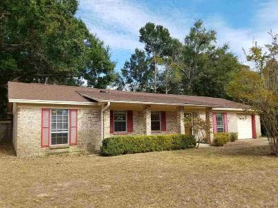 Pensacola Single Family Home For Sale: 4540 Treeline Dr