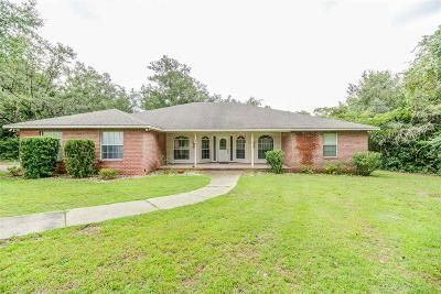 Pensacola Single Family Home For Sale: 7620 Woods Ln