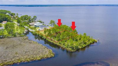 Pensacola Residential Lots & Land For Sale: 366 And 364 Riola Pl