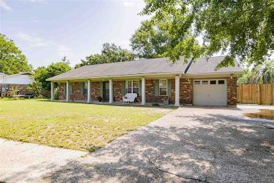 Pensacola Single Family Home For Sale: 6470 Mariana Dr