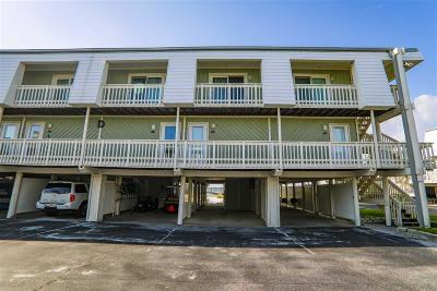 Pensacola Beach Condo/Townhouse For Sale: 1100 Ft Pickens Rd #D2
