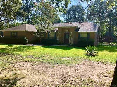 Cantonment Single Family Home For Sale: 1850 Pauline St