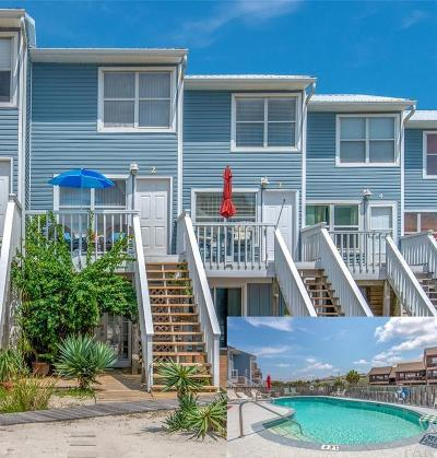 Navarre Beach Condo/Townhouse For Sale: 1430 Tina Dr #2