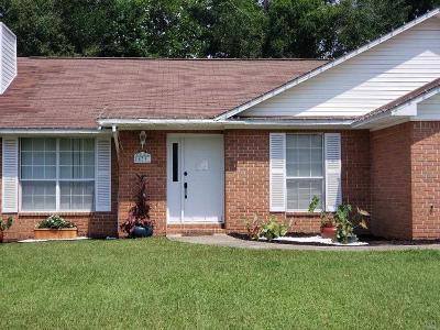 Cantonment Single Family Home For Sale: 1679 Kinsale Dr