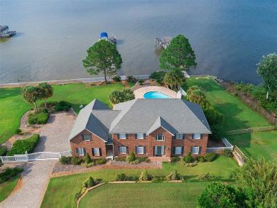 Gulf Breeze Single Family Home For Sale: 1674 Paradise Cove Ct